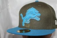 Detroit Lions NFL New Era Salute To Service 59Fifty Hat,Cap         $ 40.00  NEW