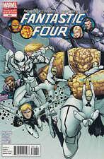 Fantastic Four #601 1:20 Camuncoli Connecting Variant Marvel 2011 FF #13 Hickman