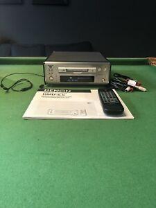Denon DMD-6.5 Minidisc Player (partially working - see description/youtube link)