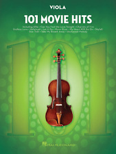"""""""MOVIE HITS"""" FOR VIOLA MUSIC BOOK-BRAND NEW ON SALE INSTRUMENTAL SONGBOOK!!"""