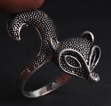 Animal shapes Ring! Auspicious Tibetan Buddhism Amulet! prayer Blessing