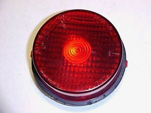 Ferrari 365 Tail Light Lense GTB/4 Daytona Carello 246 Dino 365 GT4 BB 75 OEM