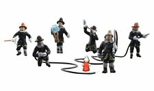 Woodland Scenics / Scenic Accents #1961 Ho Scale -Rescue Firefighters 7/pc A1961