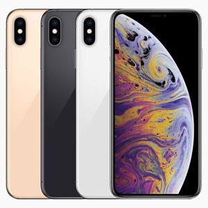 Apple iPhone XS MAX - 64GB / 256GB / 512GB SmartPhone Unlocked Sim Free
