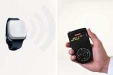 Tunstall Care Assist inl. Armband Fall-Detector mit Notrufknopf f. Sturzmeldung