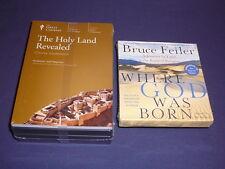 Teaching Co Great Courses  CDs        THE  HOLY LAND REVEALED       new + BONUS
