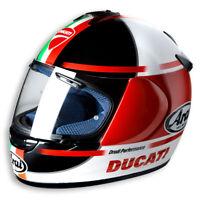 DUCATI Arai Chaser STRADA SPORT Helm Helmet tricolore NEU !! %%%%%