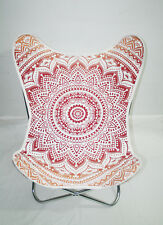 Classic Cover Cotton  Butterfly Chair Cover With Chair Frame