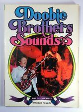 THE DOOBIE BROTHERS GUITAR SCORE JAPAN TAB
