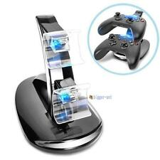 Dual 2 USB Charging Dock Charger Stand Station for Microsoft Xbox ONE Control BA