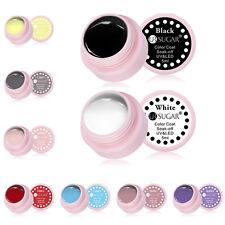 10Pcs 5ml Nail Gel Polish UV Gel Varnish Soak Off UV/LED Gel Color Nail Art Kit