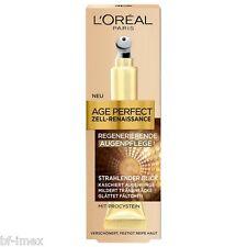 L'Oréal ( Loreal ) Paris Age Perfect Zell Renaissance Augenpflege neu