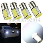4x 1156 T25-BA15S COB 36 LED Auto Feu Clignotant P21W Voiture Ampoule Blanc 12V