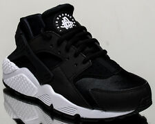 40435e66bd11e Nike Air Huarache Run Womens 634835-006 Black White Running Shoes WMNS Size  10