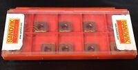 1 BOX OF 10 INSERTS - 880 06 04 06H-C-GM 1044 SANDVIK