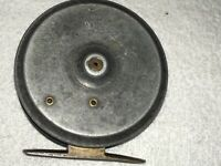 A Vintage ARMY AND NAVY  alloy Brass Reel