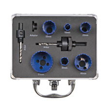 Sealey WSEHSK Hole Saw Kit - Electricians