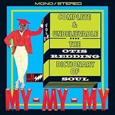 Otis Redding Complete & Unbelievable Otis Redding Dictionary vinyl LP NEW sealed