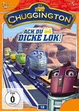 Chuggington 12 - Ach du dicke Lok (Toggolino)                        | DVD | 900