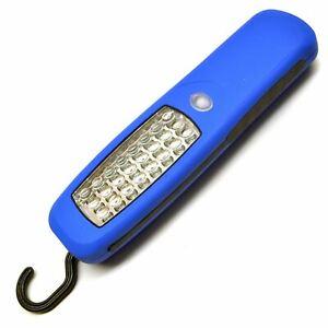 24 LED Work Light / Lead Light / Lamp Lantern Torch Cordless Flash Light  TE419