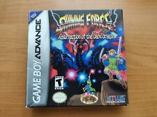 Shining Force - Game Boy Advance - Complete In Box