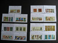 Sales cards stock breakdown, PORTUGAL MNH 1971-87 era,unverified,check them out!