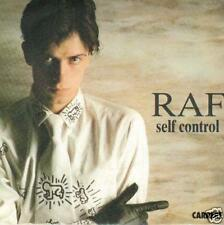 "JUKEBOX SINGLE 45 RAF SELF CONTROL  7 "" FRANCE"