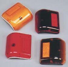 American Motorhome RV 5th Wheel Bargman 86 Replacement Amber Light Lens