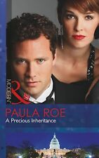 A Precious Inheritance (Mills & Boon Modern), Paula Roe, New condition, Book