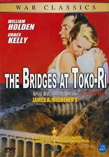 The Bridges at Toko-Ri (1954) New Sealed DVD William Holden