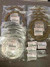 Kawasaki OEM Clutch Kit 2012 - 2016 KX450F Steel Friction Plates And Springs