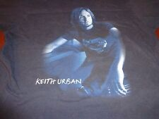 KEITH URBAN 2006 CONCERT TOUR DATES T SHIRT ADULT MEDIUM N4