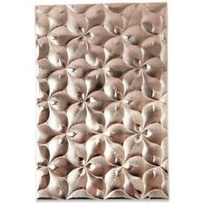 Sizzix 3d Textured Impressions by Kath Breen - Organic Petals