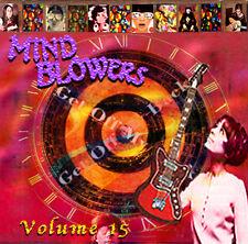 MIND BLOWERS VOLUME 15  NUGGETS   US 60s GARAGE