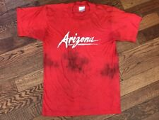 Vintage Arizona Distressed/ Thin Tourist T-shirt - Large