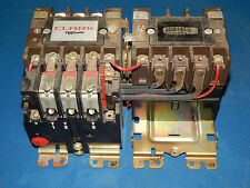 AO Smith/Clark T30U031 Reversing Starter Size 1 10HP 27Amp & (3) 2446 Heater