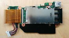 Toshiba Tecra R840 USB / Card Reader Board w/Cable FAL4YD1