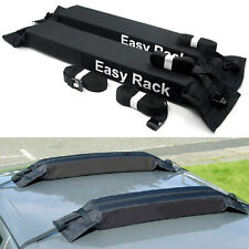 Universal Auto Soft Car Roof Rack Rooftop Luggage Carrier Load 60kg Baggage