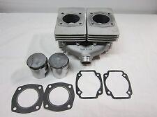 Kawasaki Snomobile 340 FA Cylinders  and Pistons