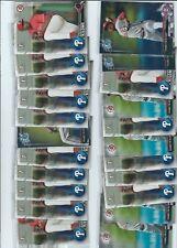 LOT OF 22 FRANKLYN KILOME   ROOKIE CARDS PHILADELPHIA PHILLIES BOWMAN