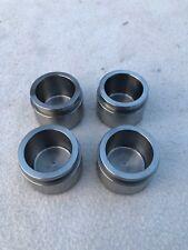 Nissan 300zx 4 POT STAINLESS STEEL CALIPER PISTONS X4(fit 4 Pot Caliper) Alloy