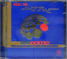 2 CD Set - The Dome Vol. 12 - Oli P., Britney Spears, u.v.a. - Siehe Liste