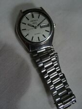 """VINTAGE """"SEIKO 5""""  6309 - 6240 DAY DATE AUTOMATIC'  WATCH..WORKING ORDER"""