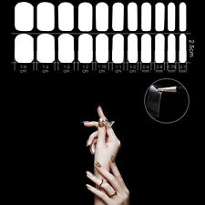 20pcs Guard Glue Peel off Design Baser Nail Art Stickers Manicure Tips Removal