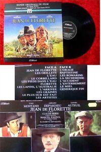 LP Jean de Florette Jean Claude Petit Yves Montand Gera
