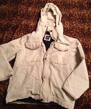 Gap Kids Boys Tan Jacket Size Cargo Pockets Size 8/Medium