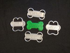 Custom Dog Cookie Cutters
