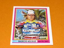 N°30 M. MOLINARI AMORE MERLIN GIRO D'ITALIA CICLISMO 1995 CYCLISME PANINI TOUR