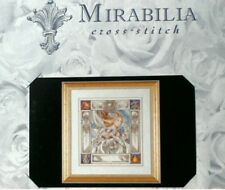 oop Mirabilia Cross Stitch Chart. MD10 Elizabeth and the lavender sky