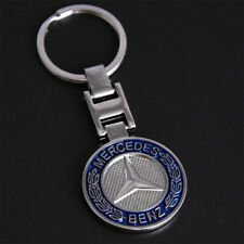 A B C E S G M R Series Mercedes Benz Car Nameplate Key Chain Keychain Key Ring